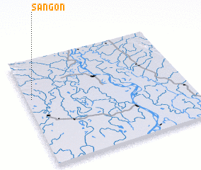 3d view of Sangon