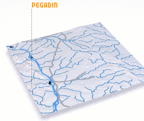 3d view of Pegadin