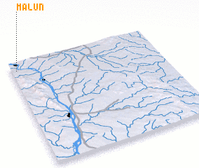 3d view of Malun