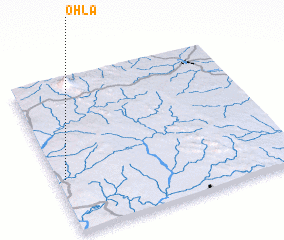 3d view of O-hla