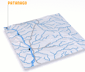 3d view of Patanago