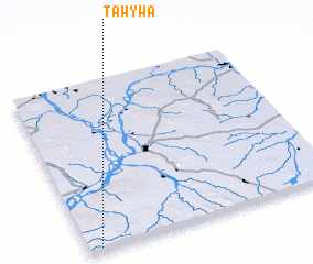 3d view of Tawywa