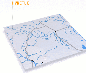 3d view of Kywetlè