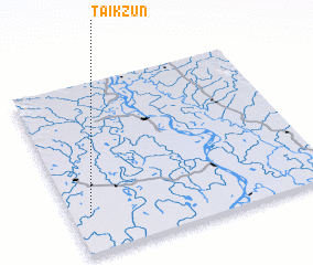 3d view of Taikzun
