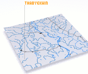 3d view of Thabyekwin