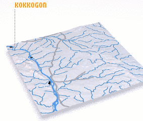 3d view of Kokkogon