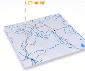 3d view of Letkokpin