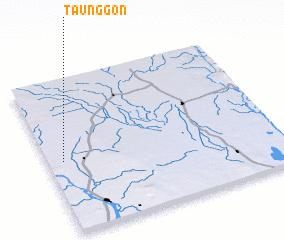 3d view of Taunggon