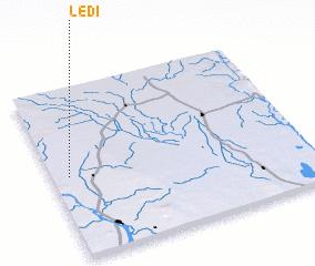 3d view of Lèdi