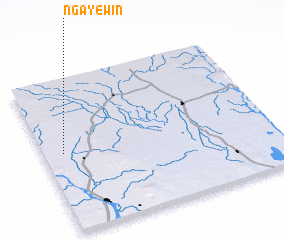 3d view of Ngayewin