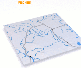 3d view of Ywamun