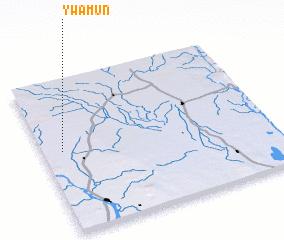 3d view of Ywamun