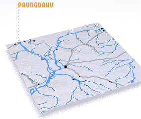 3d view of Paungdawu
