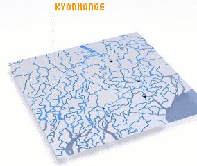 3d view of Kyonmange