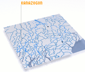 3d view of Kanazogon