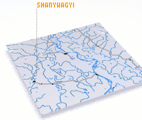 3d view of Shanywagyi