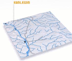 3d view of Kanlegon