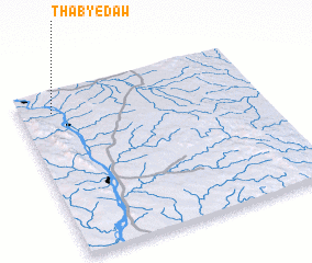 3d view of Thabyedaw