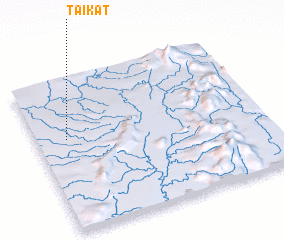 3d view of Taikat
