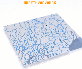 3d view of Hngetkyagyaung