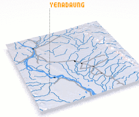 3d view of Yenadaung
