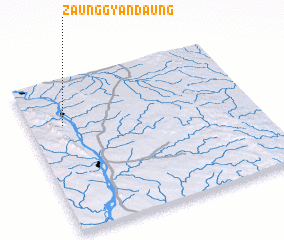 3d view of Zaunggyandaung