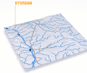 3d view of Kyundaw