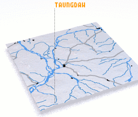 3d view of Taungdaw