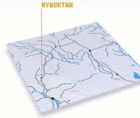 3d view of Myauktaw