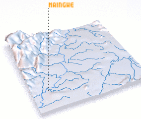 3d view of Maingwe