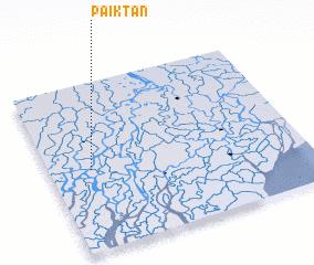 3d view of Paiktan