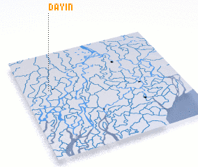 3d view of Dayin
