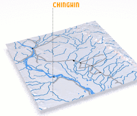 3d view of Chingwin