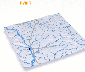 3d view of Kyain