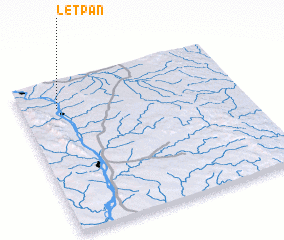 3d view of Letpan