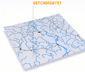 3d view of Wetchangayet