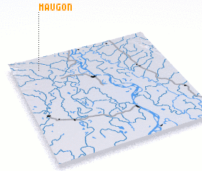 3d view of Ma-u-gon