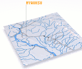 3d view of Myauksu