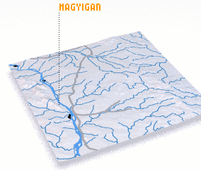3d view of Magyigan