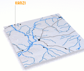 3d view of Kanzi