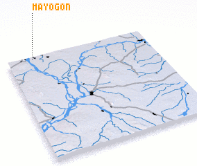 3d view of Mayogon