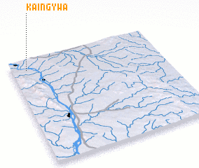 3d view of Kaingywa