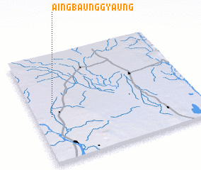 3d view of Aingbaunggyaung