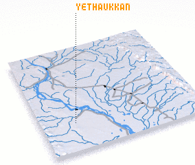 3d view of Yethaukkan