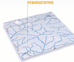 3d view of Nyaunggyatpin