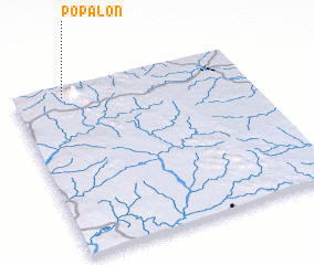 3d view of Popalon