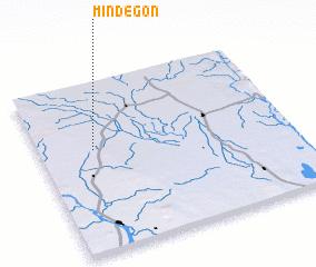 3d view of Mindegon