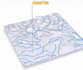 3d view of Kawa-the