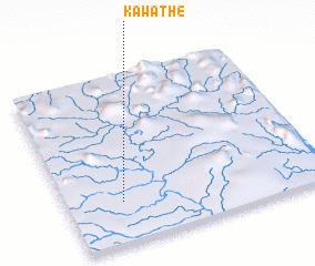 3d view of Kawa-the