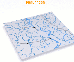 3d view of Phalangon
